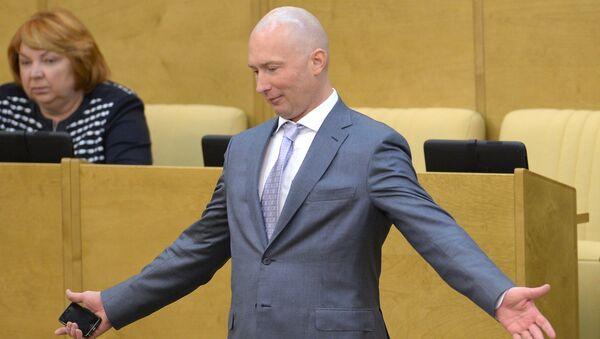 Игорь Лебедев. Архивное фото