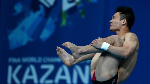 Чемпионат мира FINA 2015. Прыжки в воду. Мужчины. Вышка 10 м. Финал