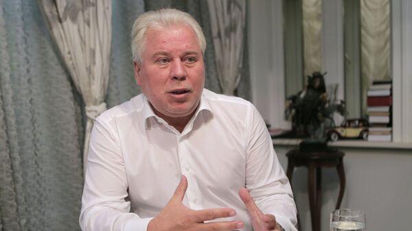 Член Общественной палаты РФ, адвокат Анатолий Кучерена. Архивное фото