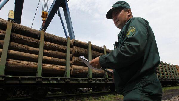 Пункт пропуска Пограничный в Приморье