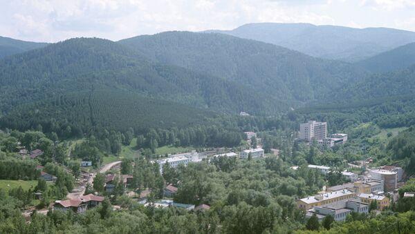 Село Белокуриха