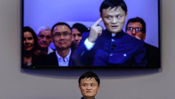 Китайский предприниматель, основатель и председатель совета директоров компании Alibaba Group Джек Ма