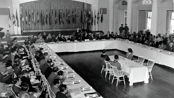 Подписание Бреттон-Вудского соглашения