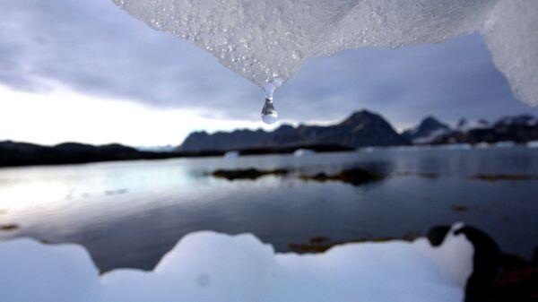Айсберг в Кулусуке, Гренландия