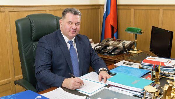Генеральный директор концерна Технологии машиностроения Сергей Русаков