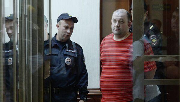 Заседание суда по делу Александра Разумова. Архивное фото