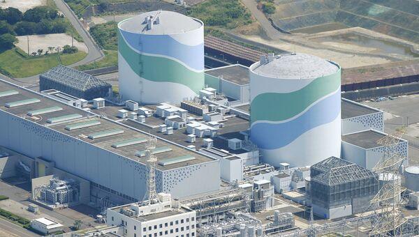 АЭС Сэндай а Японии