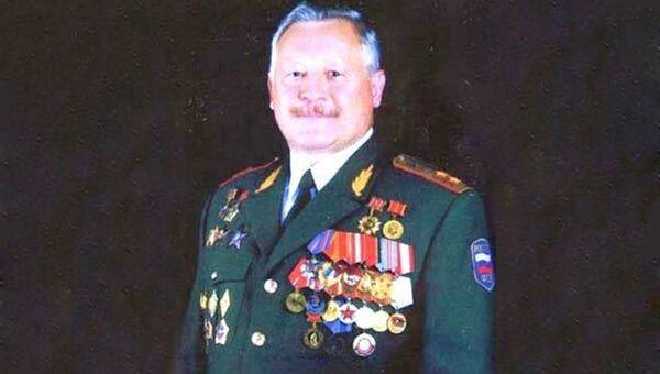 Генерал-лейтенант ФСБ РФ Дмитрий Герасимов