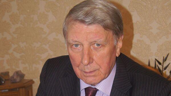 Историк-кавказовед, археолог Александр Кудрявцев