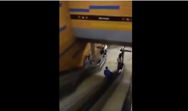 Ночной кошмар наяву: затопленное метро