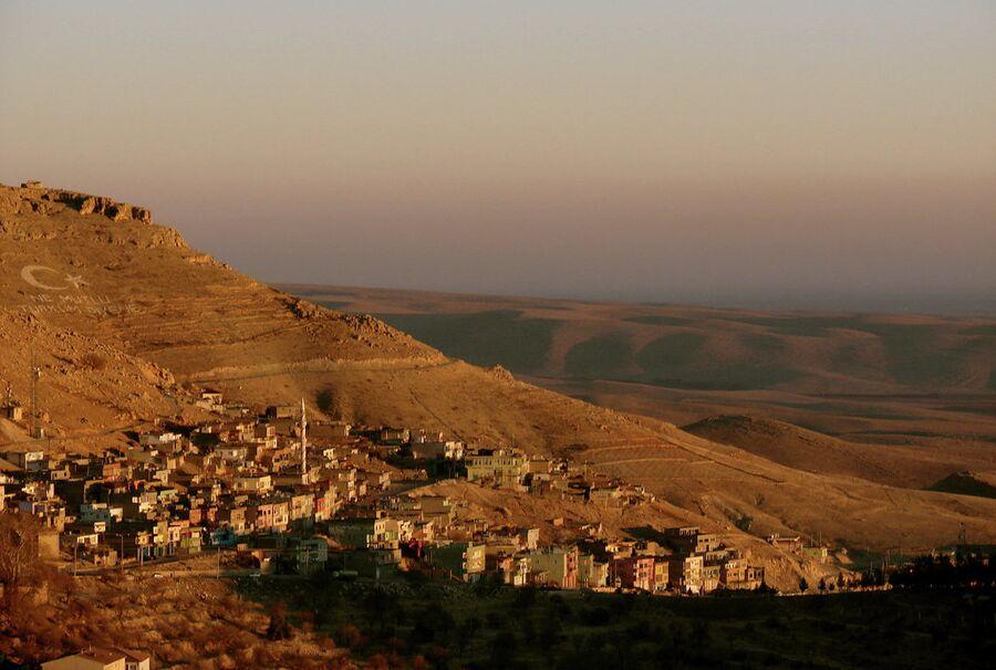 Турецкая провинция Мардин на юго-востоке