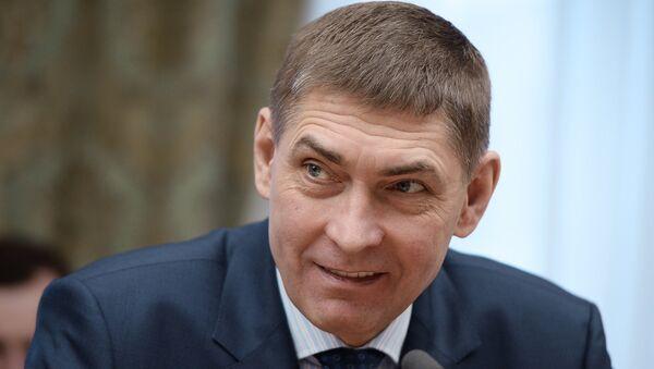 Заместитель министра МЧС России Владимир Степанов. Архивное фото