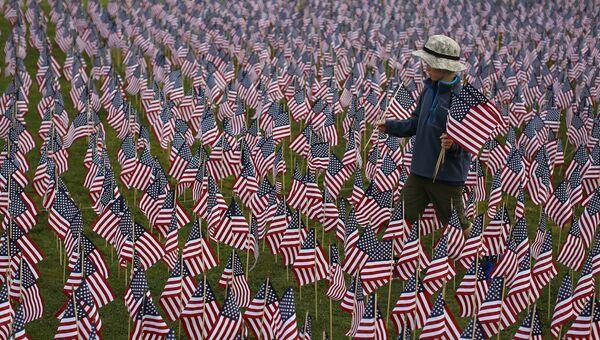 Памятные мероприятия по жертвам терактов 11 сентября 2001 года в США
