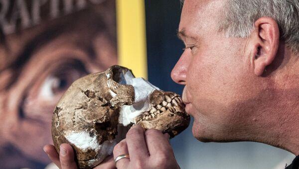 Окаменелости обнаруженные за пределами Йоханнесбурга