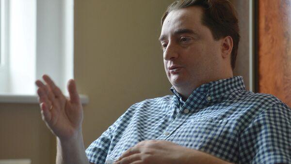 Бывший главный редактор ежедневной газеты Вести Игорь Гужва
