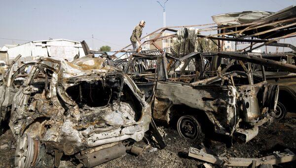 Последствия авиаударов в Йемене, 19 сентября 2015