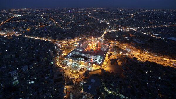 Багдад. Архивное фото