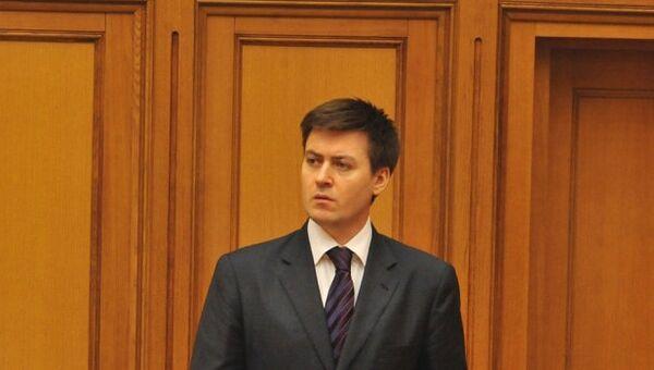 Новый директор Государственного музейно-выставочного центра РОСИЗО Сергей Перов
