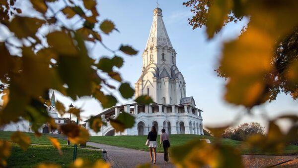 Музей-усадьба Коломенское в Москве. Архивное фото