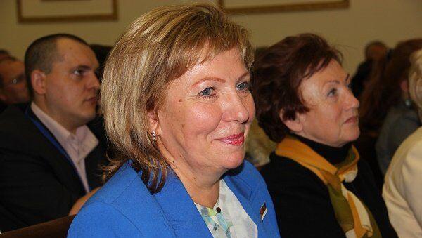 Депутат Государственного Совета Республики Коми Надежда Дорофеева