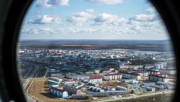 Регионы России. Ямало-Ненецкий автономный округ