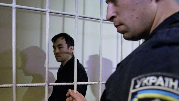 Россиянин Евгений Ерофеев. Архивное фото