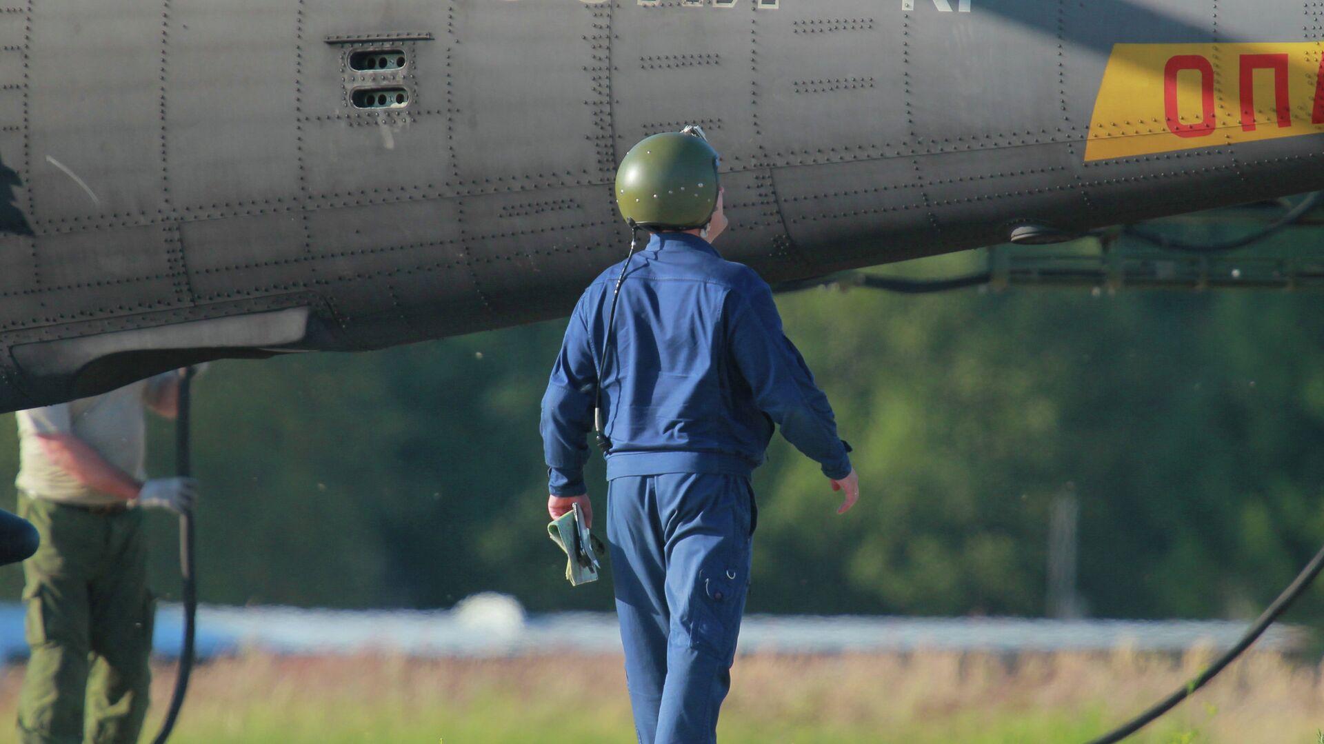 Летчик ВВС России - РИА Новости, 1920, 19.05.2021