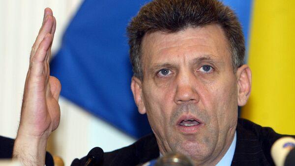 Депутат Верховной рады Украины Сергей Кивалов. Архивное фото