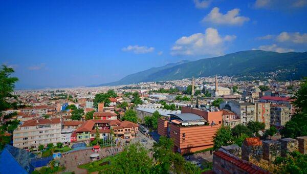 Очарование турецкого города