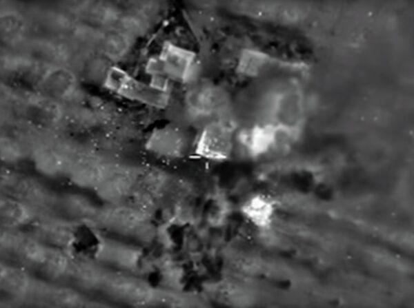 Авиаудары российских ВКС в Сирии