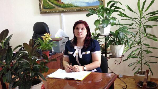 Главный врач ГБУ Гериатрический центр Аминат Магомедова