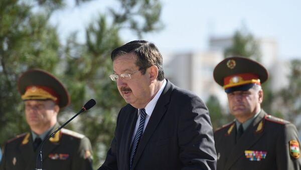Чрезвычайный и Полномочный Посол России в Республике Таджикистан Игорь Лякин-Фролов. Архивное фото