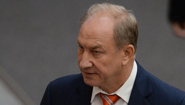 Первый заместитель председателя комитета Государственной Думы РФ по делам национальностей Валерий Рашкин. Архивное фото