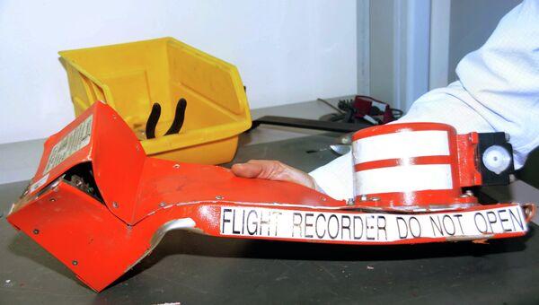 Бортовые самописцы разбившегося в Египте российского самолета А321