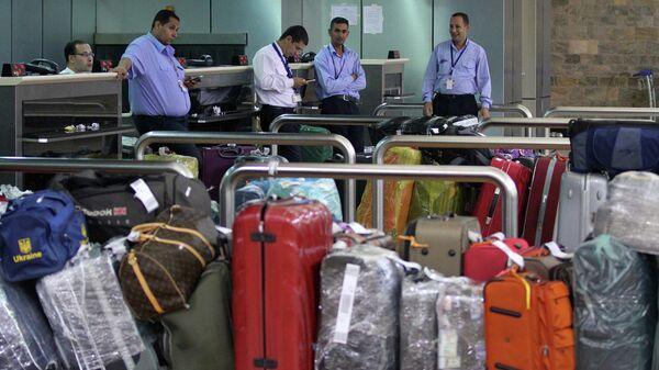 Сотрудники аэропорта курорта Шарм-эш-Шейх