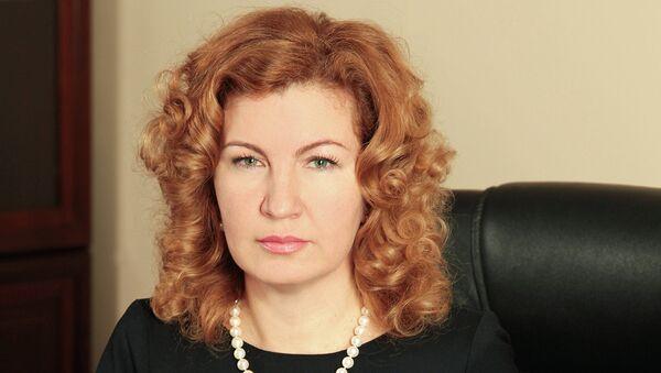 Председатель ФОМС Наталья Стадченко. Архивное фото