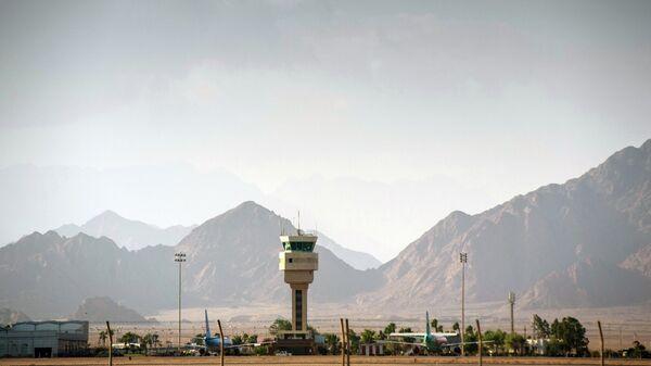 Международный аэропорт в Шарм-эль-Шейх