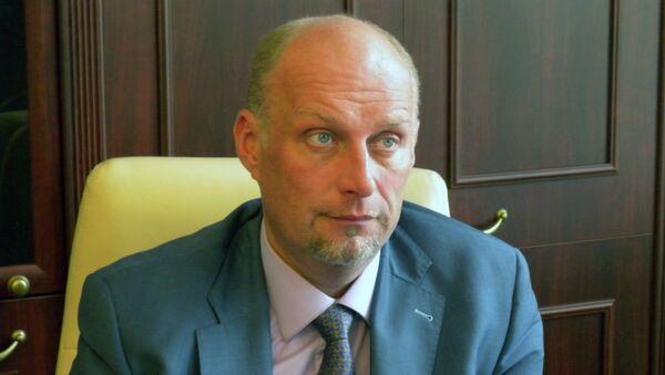 Заместитель главы Федерального агентства по туризму Сергей Корнеев