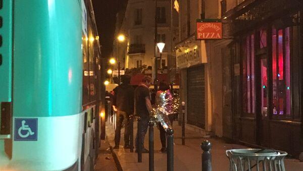Ситуация в Париже после терактов. Архивное фото