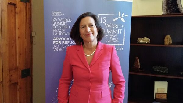 Пресс-секретарь Управления верховного комиссара ООН по делам беженцев (УВКБ) Мелисса Флеминг