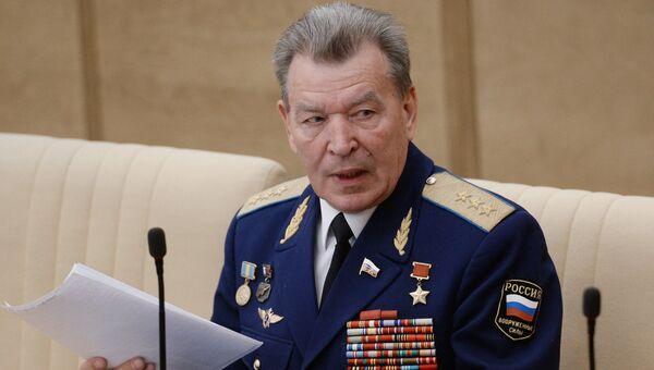 Николай Антошкин. Архивное фото