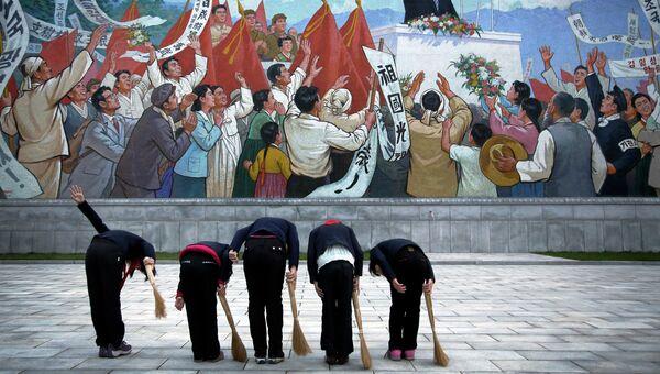 Будни Северной Кореи