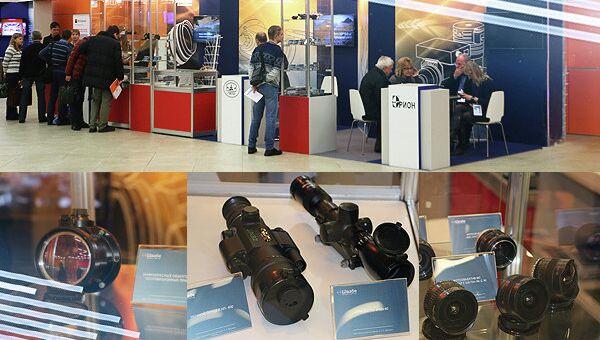 Холдинг Швабе на 11-м Международном форуме Оптические системы и технологии - OPTICS-EXPO 2015