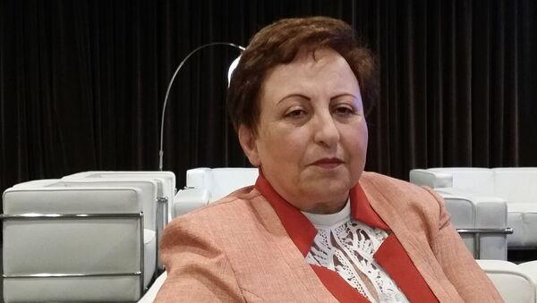Ширин Эбади. Архивное фото