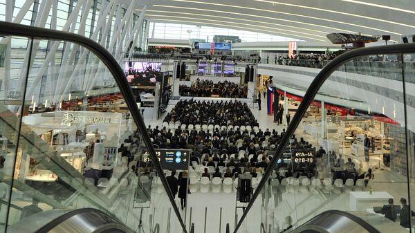 Международный аэропорт имени Ференца Листа в Будапеште