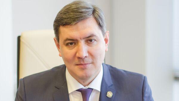 Министр информатизации и связи Татарстана Роман Шайхутдинов