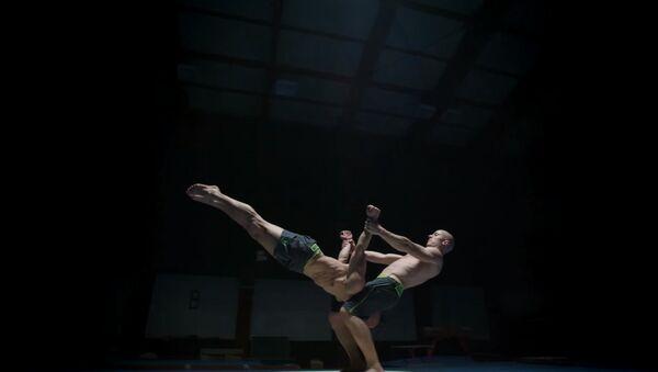 Финалисты шоу Словения ищет таланты: акробатика за гранью реального