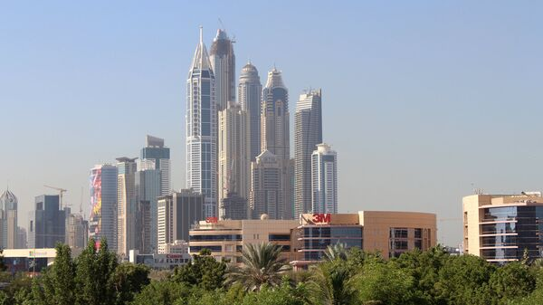 Дубай, ОАЭ. Архивное фото.