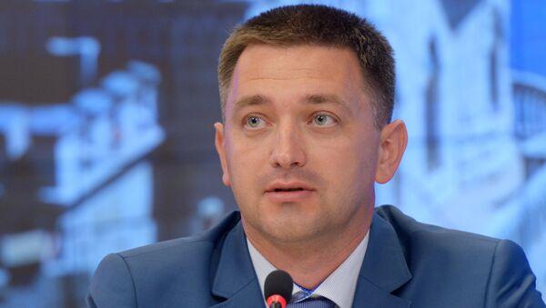 Министр курортов и туризма Краснодарского края Евгений Куделя. Архив