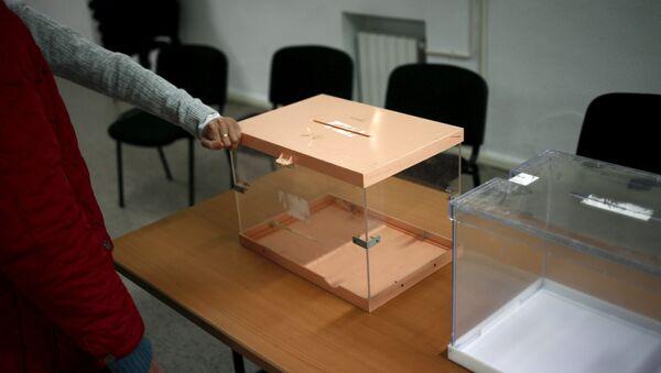 Подготовка к парламентским выборам в Испании, 19 декабря 2015